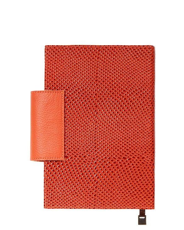 Agenda AG-0125 Color Naranja