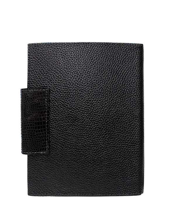 Agenda AG-0125 Color Negro