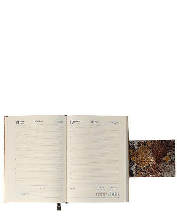 Agenda AG-0125 Color Oro
