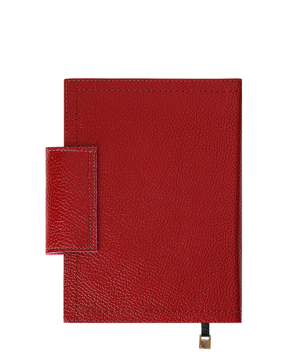 Agenda AG-0128 Color Rojo