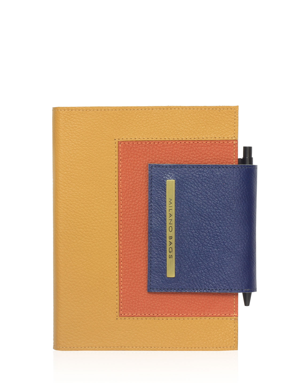 Agenda AG-102 Color Amarillo