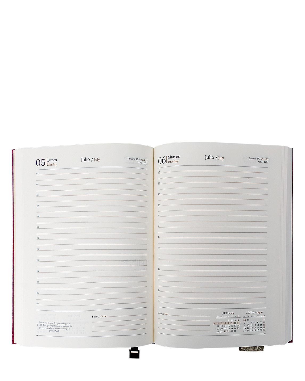 Agenda AG-104 Color Fucsia