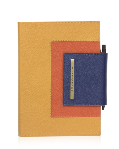 Agenda AG-114 Color Amarillo