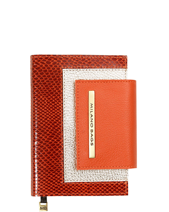 Agenda AG-121 Color Naranja