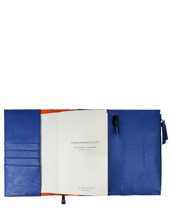 Agenda AG-139 Color Azul