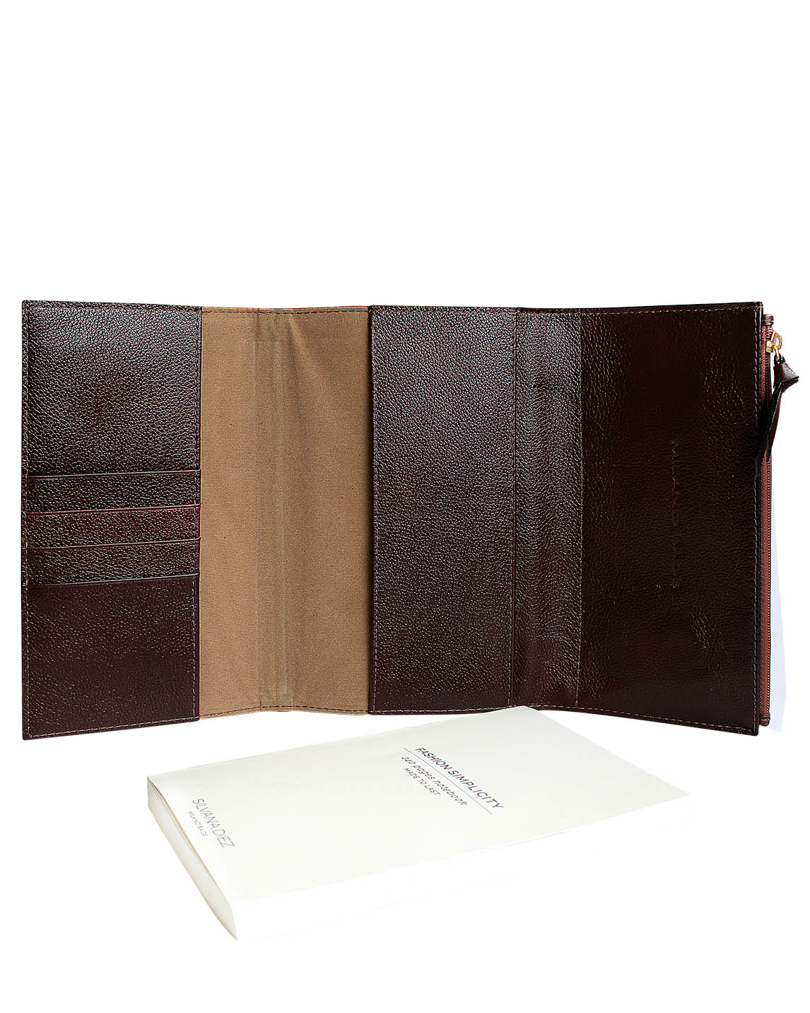 Agenda AG-139 Color Marrón