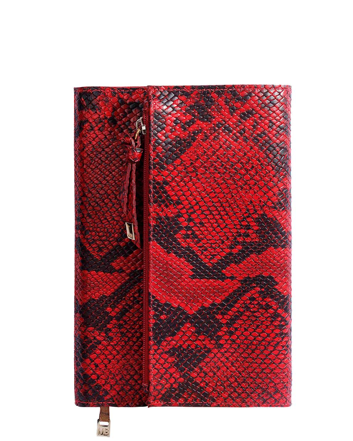 Agenda AG-139 Color Rojo