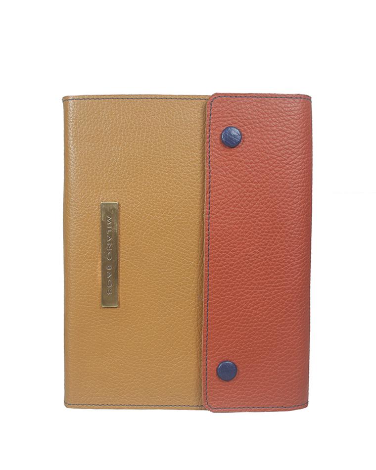 Agenda AG-84 Color Amarillo, Naranja, Azul