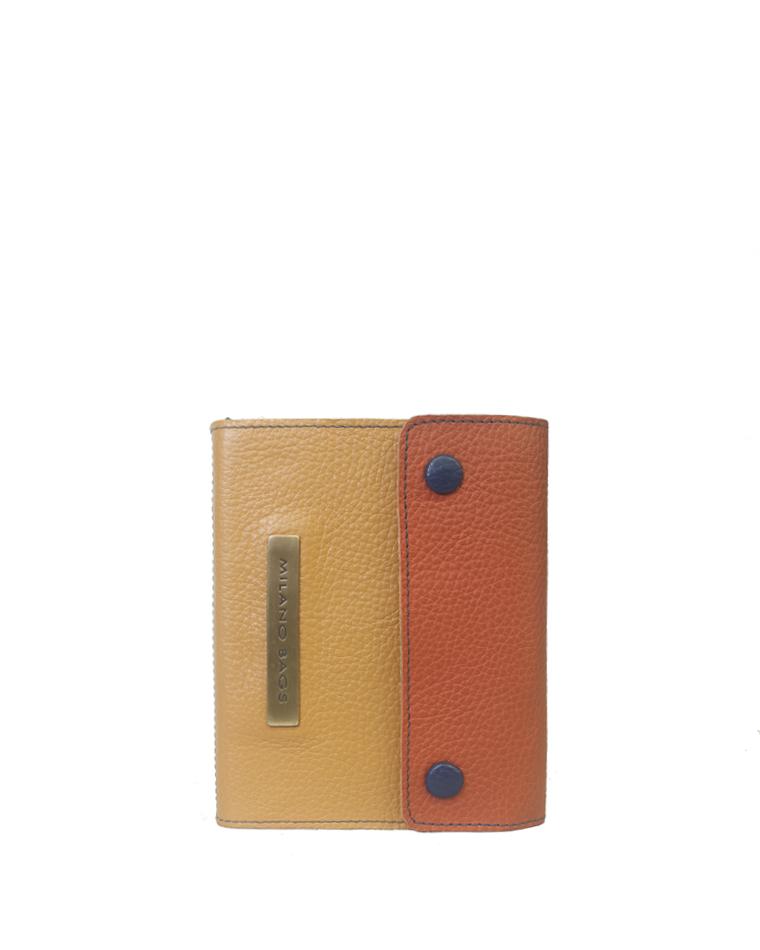 Agenda AG-86 Color Amarillo, Naranja, Azul