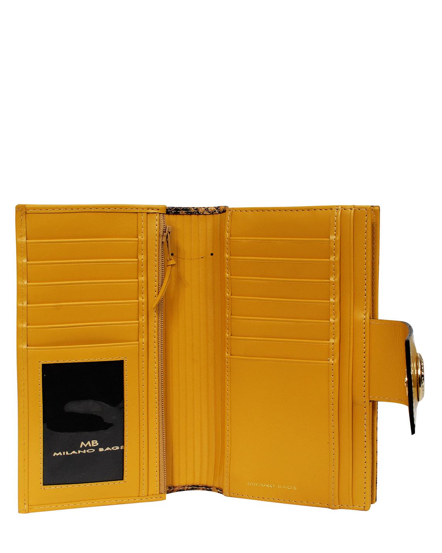 Billetera BM-538 Color Amarillo