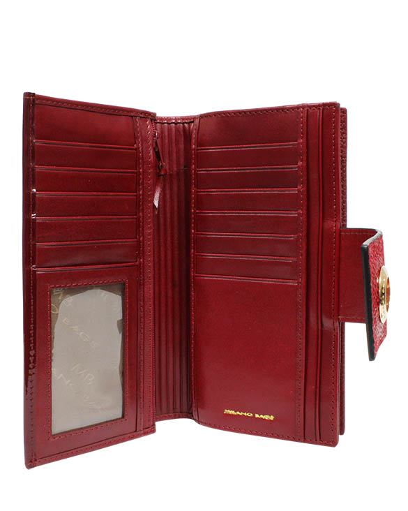 Billetera BM-538 Color Rojo