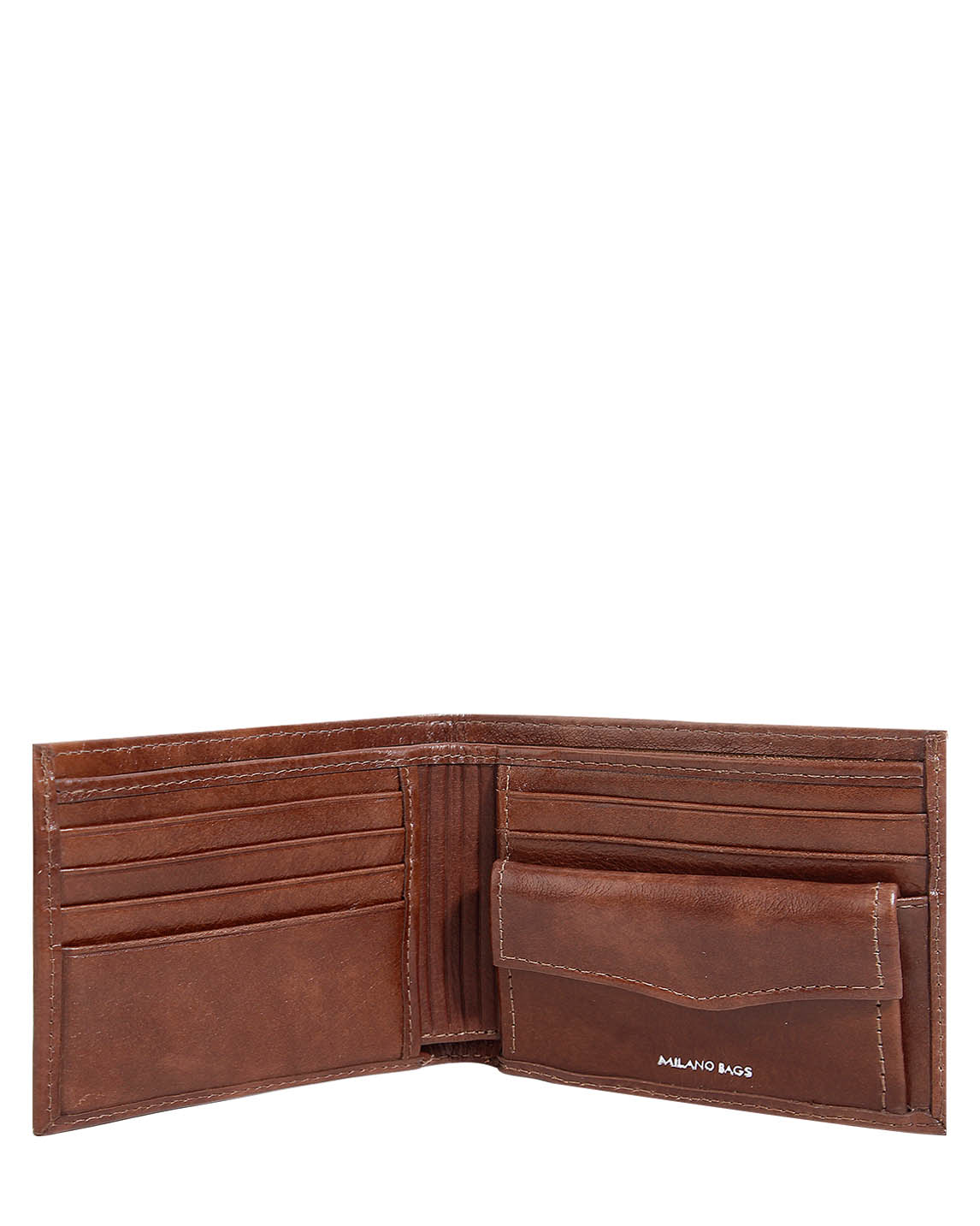 Billetera de Hombre BH-0007 Color Marron