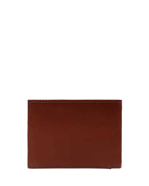 Billetera de Hombre BH-0106 Color Natural