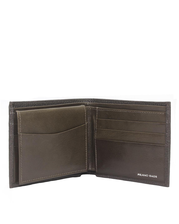 Billetera de Hombre BH-1 Color Marrón