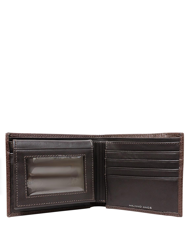 Billetera de Hombre BH-26 Color Marron