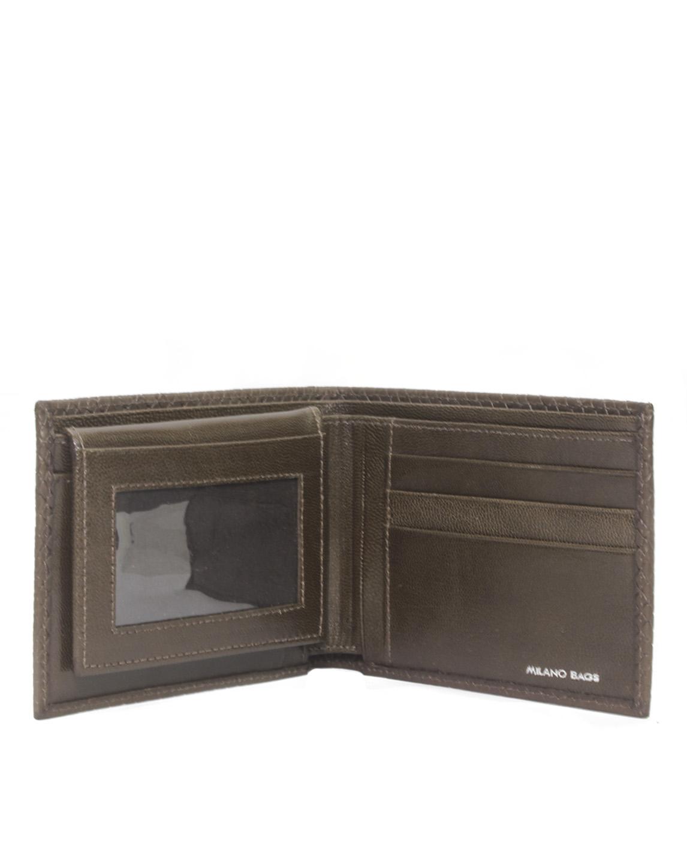 Billetera de Hombre BH-55 Color Marrón