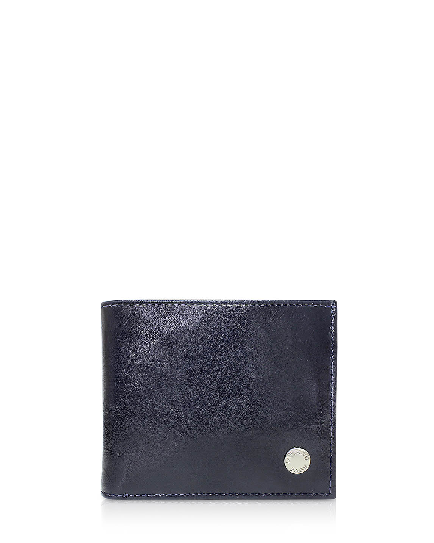 Billetera de Hombre BH-66 Color Azul