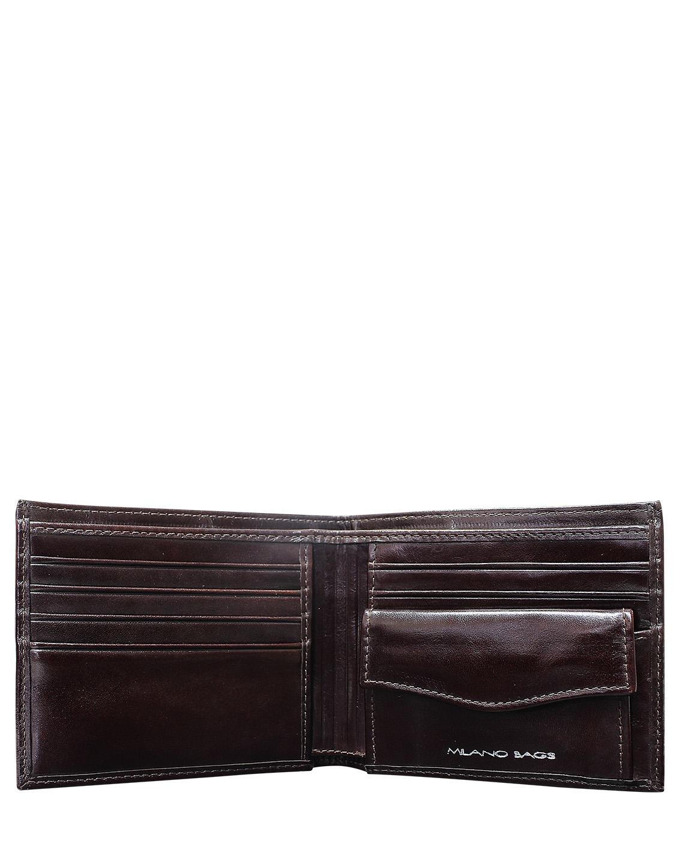 Billetera de Hombre BH-66 Color Marrón