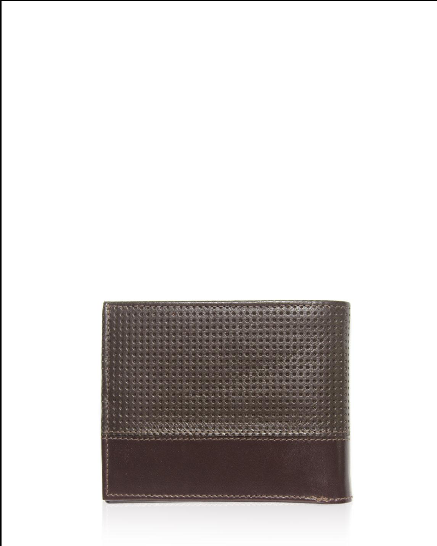 Billetera de Hombre BH-68 Color Marron