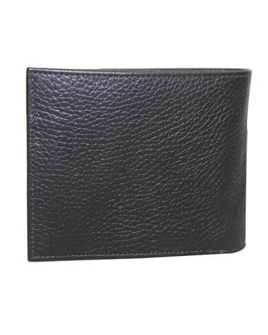 Billetera  de Hombre BH-75 Color Negro