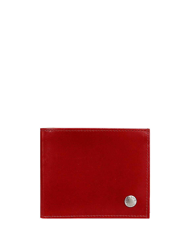 Billetera de Hombre BH-88 Color Rojo