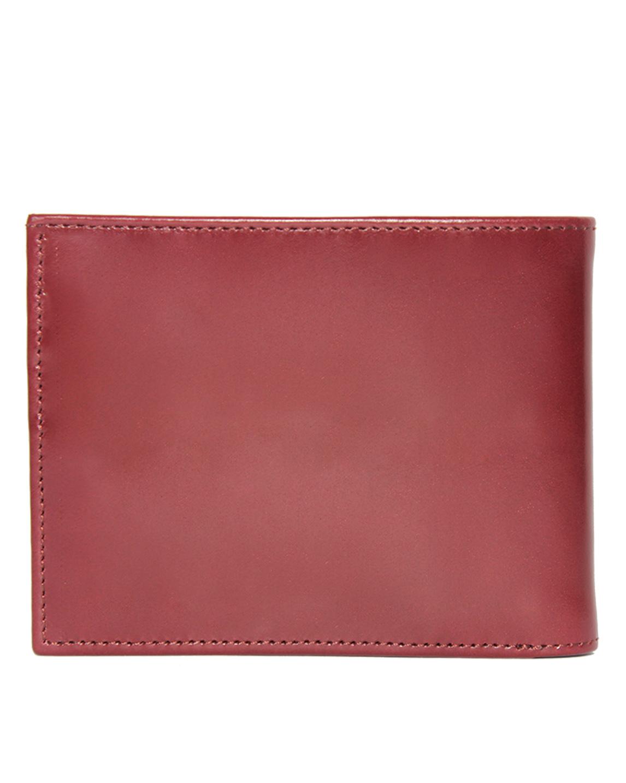 Billetera de Hombre BH-93 Color Rojo