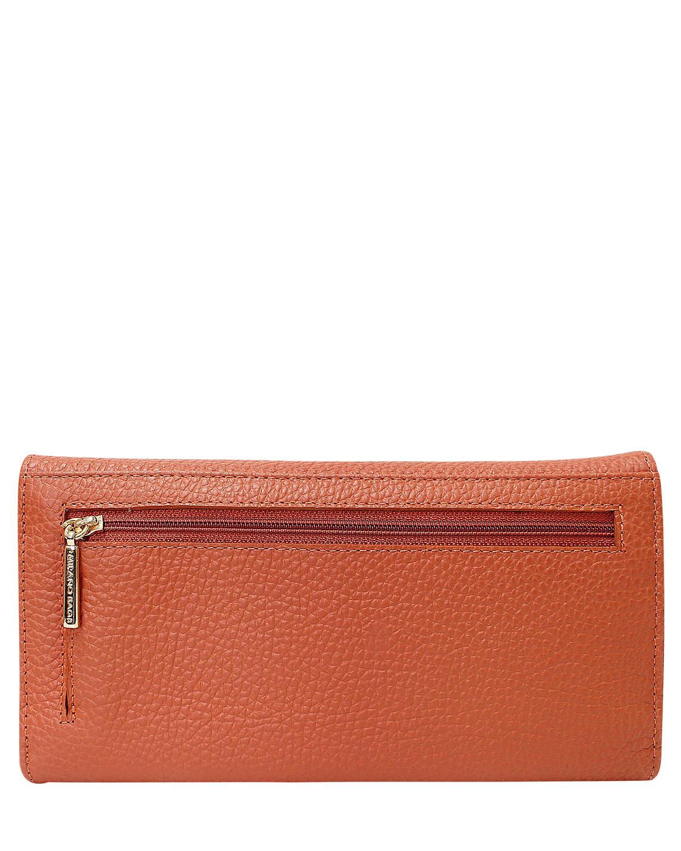 Billetera de Mujer BM-0070 Color Naranja
