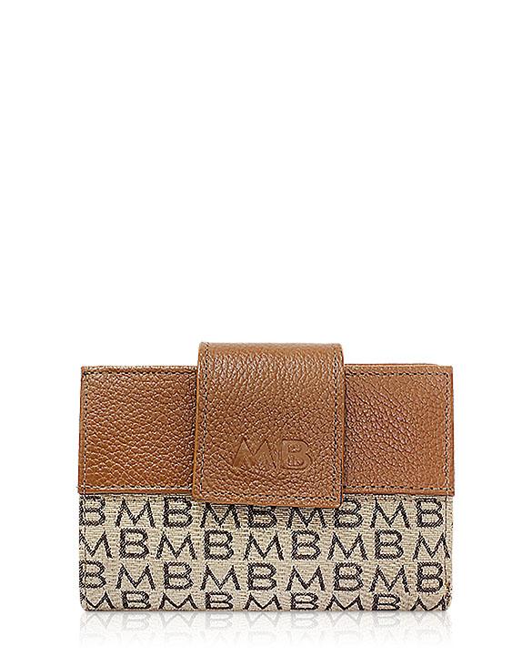 Billetera de Mujer BM-0219LB Color Natural