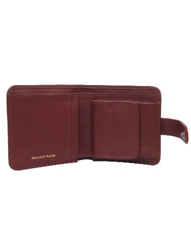 Billetera de Mujer BM-0388 Color Rojo