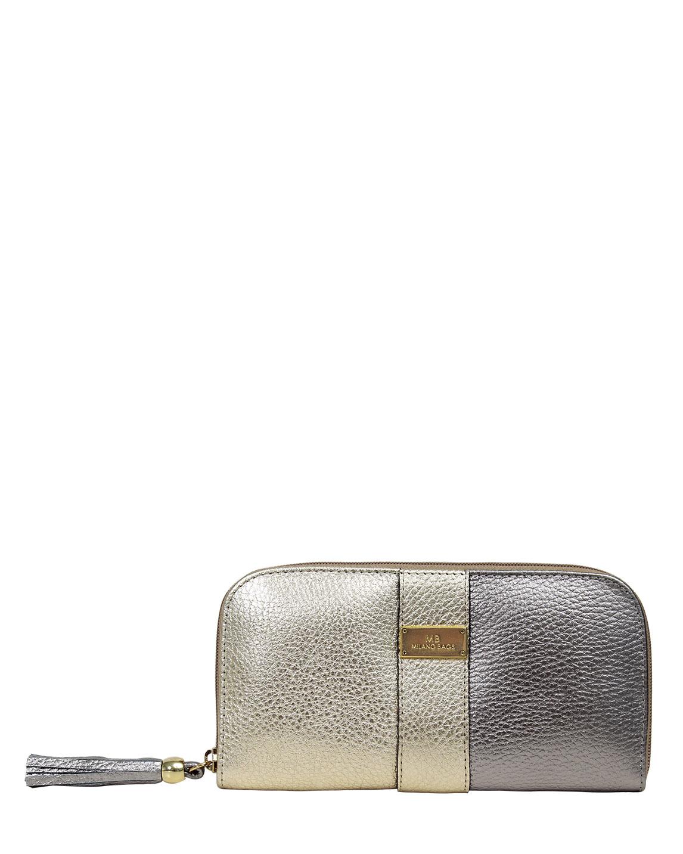 Billetera de Mujer BM-0439 Color Oro