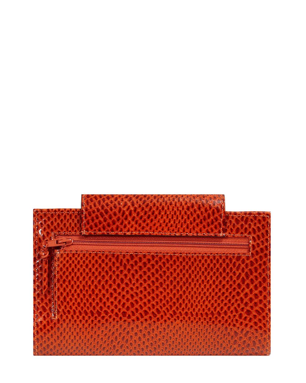 Billetera de Mujer BM-0601 Color Naranja