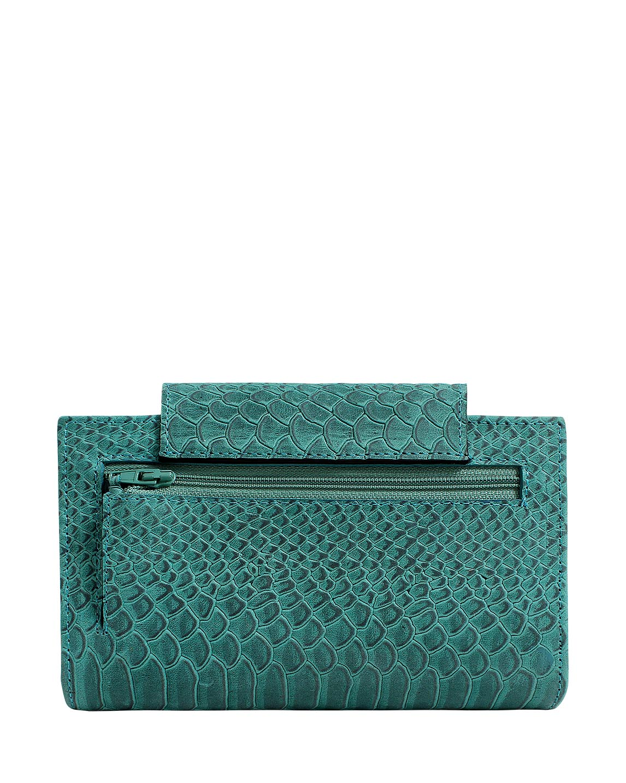 Billetera de Mujer BM-0601 Color Verde