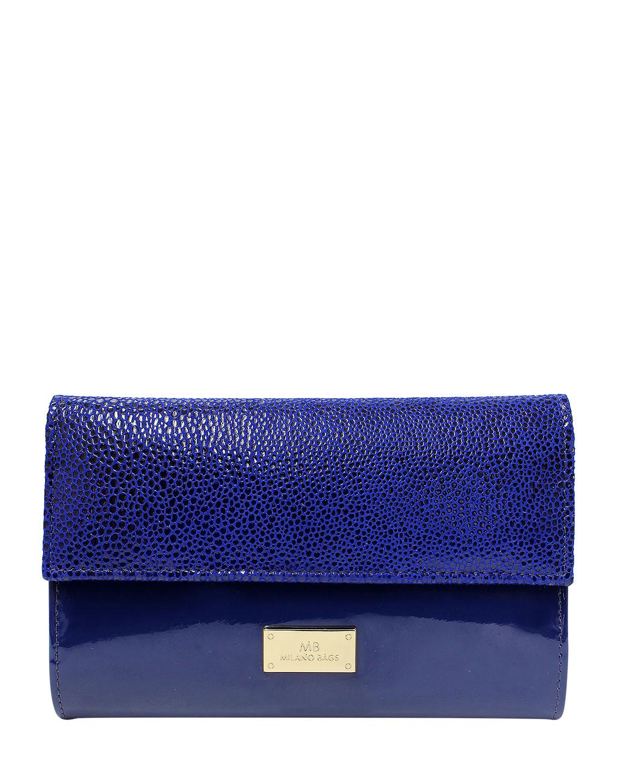 Billetera de Mujer BM-316 Color Azulino