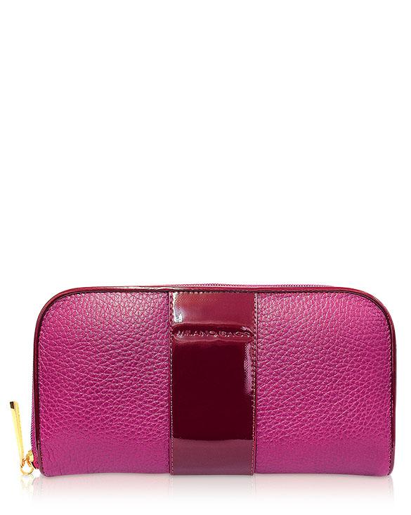 Billetera de Mujer BM-443 Color Fucsia