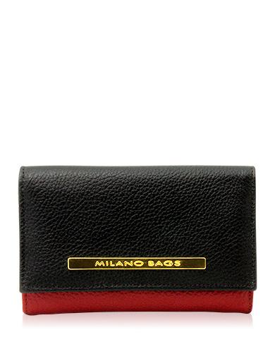 Billetera de Mujer BM-473 Color Rojo