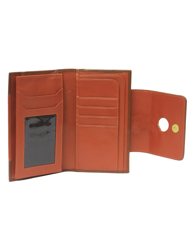 Billetera de Mujer BM-476 Color Natural