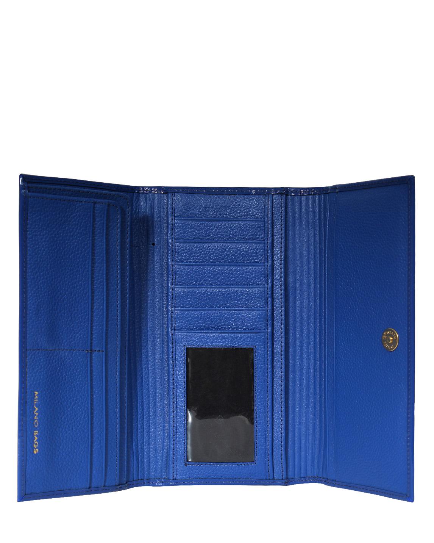 Billetera de Mujer BM-500 Color Azul