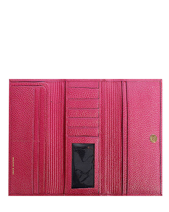 Billetera de Mujer BM-500 Color Fucsia