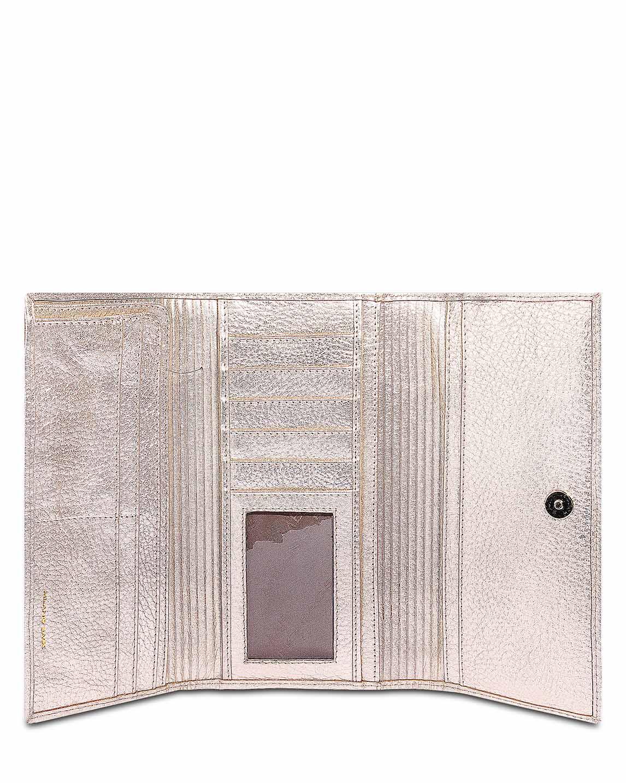 Billetera de Mujer BM-500 Color Oro