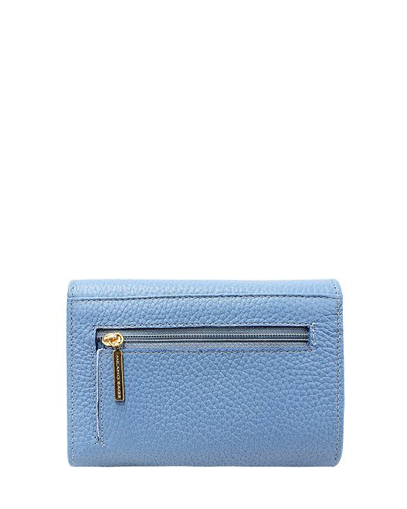 Billetera de Mujer BM-501 Color Celeste