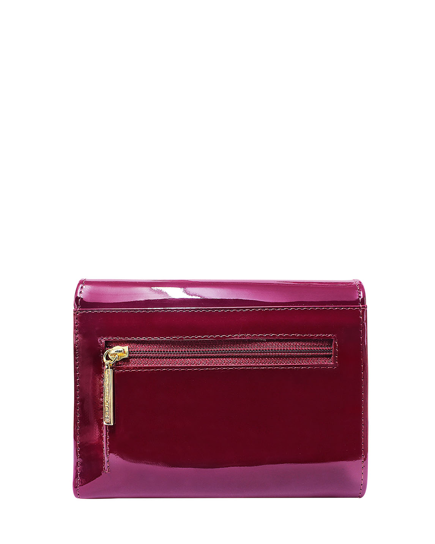 Billetera de Mujer BM-501 Color Fucsia