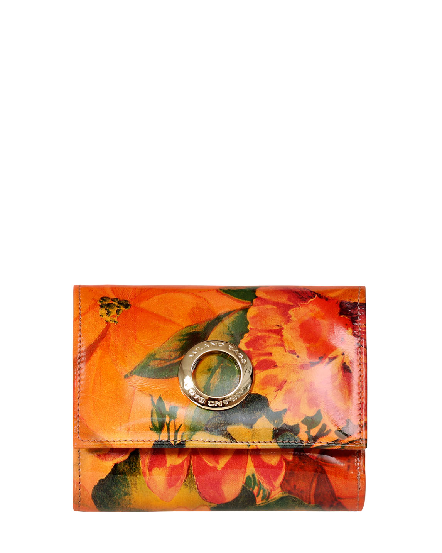 Billetera de Mujer BM-501 Color Naranja