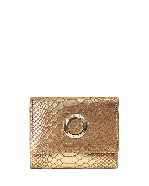 Billetera de Mujer BM-501 Color Natural