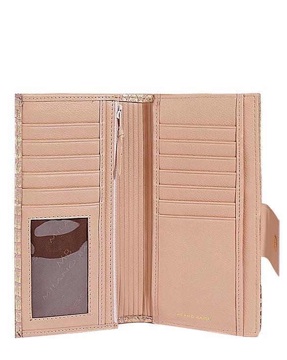Billetera de Mujer BM-504 Color Fucsia