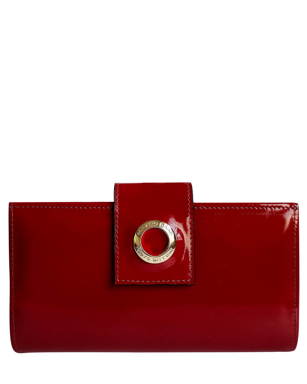 Billetera de Mujer BM-504 Color Rojo