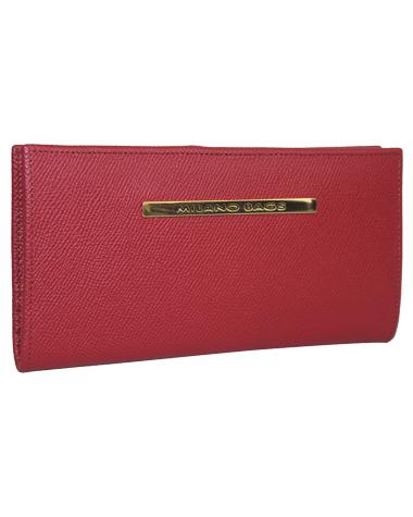 Billetera de Mujer BM-508 Color Rojo