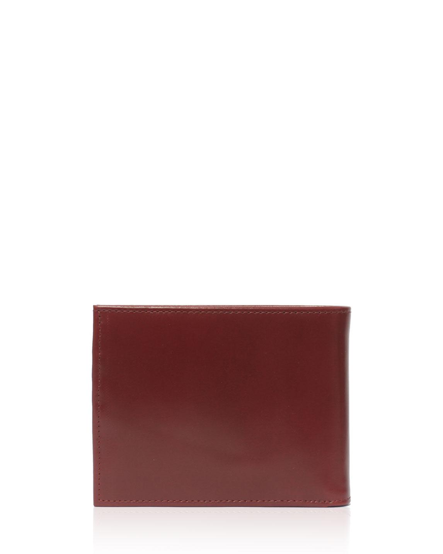 Billetera Hombre BH-25 Color Rojo