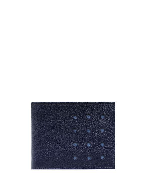 Billetera  Hombre BH-43 Color Azul