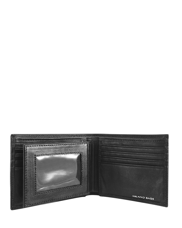 Billetera  Hombre BH-43 Color Negro