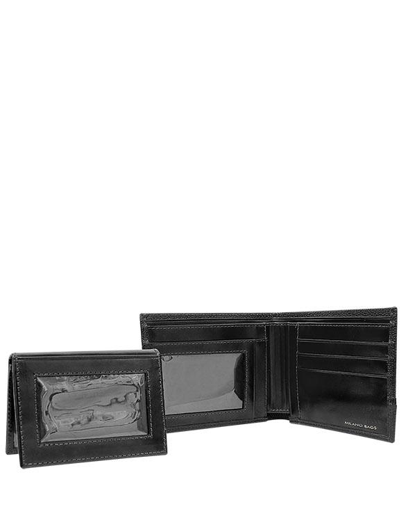 Billetera Hombre BH-94 Color Negro